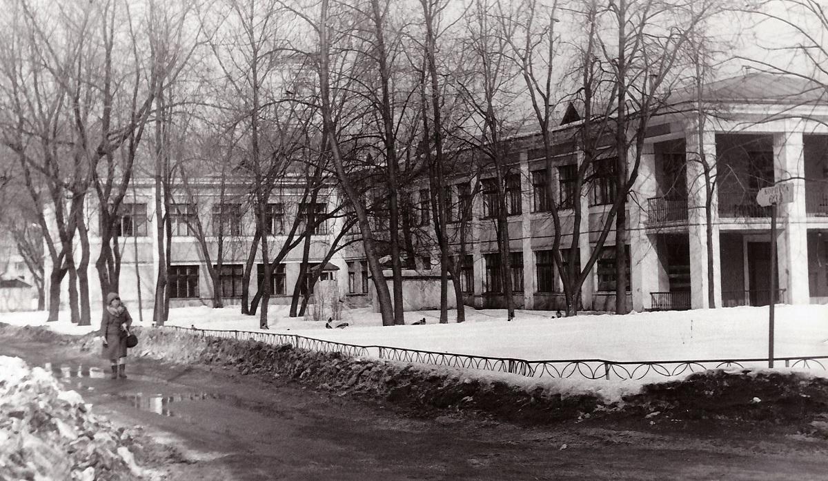 3 ий корпус инфекционной клинической больницы № 2 города Москвы