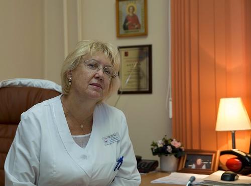 Попова Тамара Ивановна