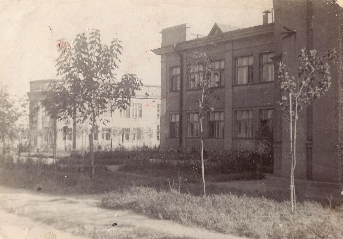 Открытие больницы 1 июля 1937 года