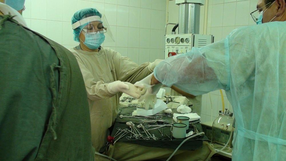 Квалифицированные врачи ИКБ № 2 на страже Вашего здоровья